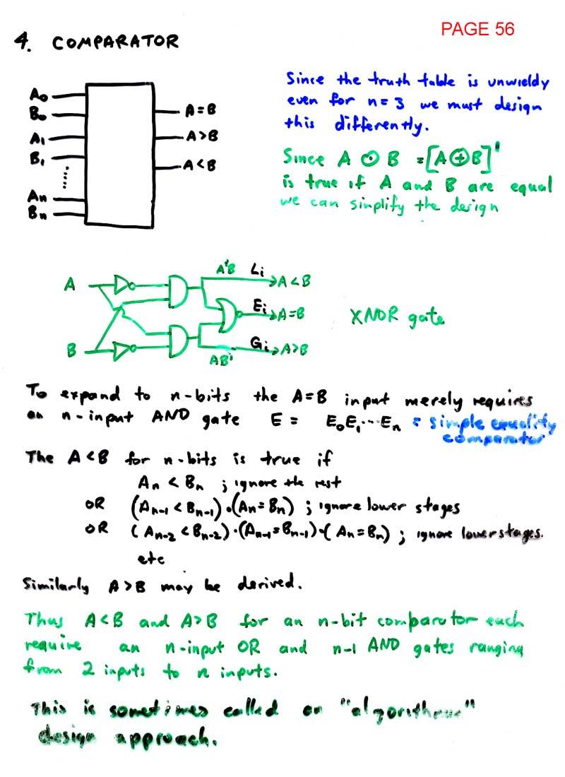 Ld Index Logic Diagram 4 Bit Adder Msi Combinational